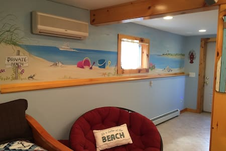 Warm and Welcoming Beach Get-Away! - Dennis - Lakás