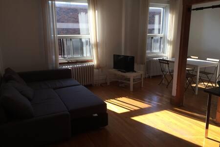 Bel appartement ensoleillé
