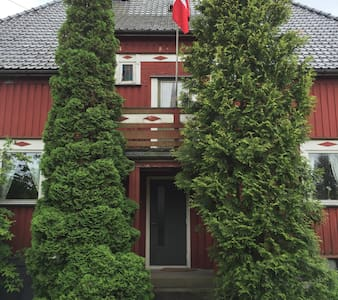 Olav Haraldsonsgate, Sarpsborg - Rumah