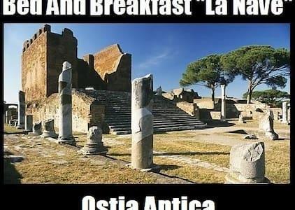 """B&B """"La Nave"""" - Ostia Antica - Bed & Breakfast"""