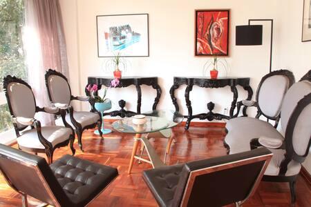 Beautiful apartment Roma Norte