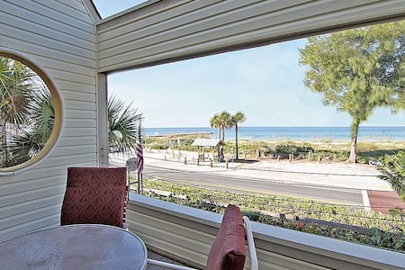 Anna Maria island, FL: Bird's Nest apartments - 公寓