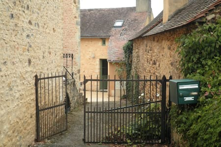 La Bergerie - Audrix - Huis