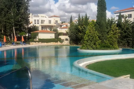 Paphos Hesperides Garden Apartment - Appartement