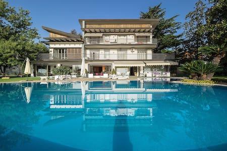 With private pool on the Etna-flanks (20 sleeps) - Trecastagni