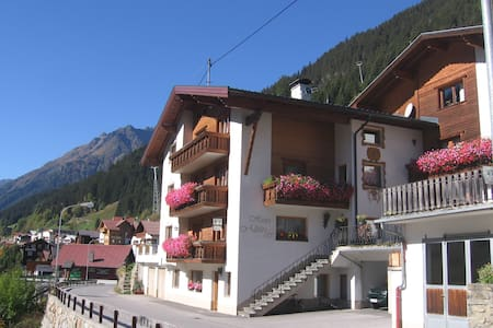 Ferienwohnung für Wanderlustige Nähe Ischgl - Gemeinde Kappl - Condominium