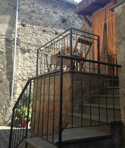 Appartamento in castello medievale - Sermugnano - Wohnung