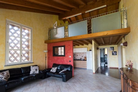 Romantico cascinale  15' da Milano - San Giuliano Milanese - Appartamento