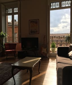 Super center / Light / Charming - Wohnung