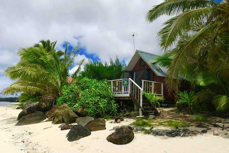 Molly's Beach Retreat Rarotonga - Takitumu District - Kisház