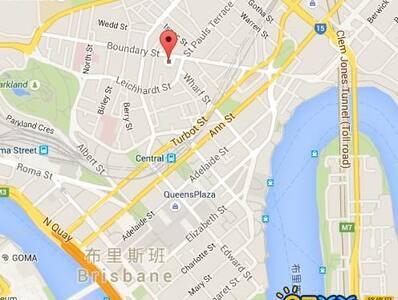 Brisbane Inner City 2 BR Apartment - Appartamento