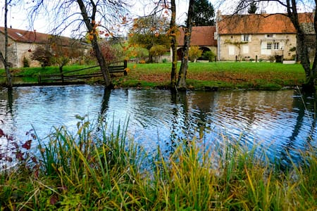 A Magic Place in Burgundy - Room 2 - Bligny-le-Sec - Rumah