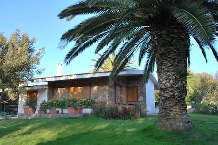 Villa con giardino privato in Resid - Vila
