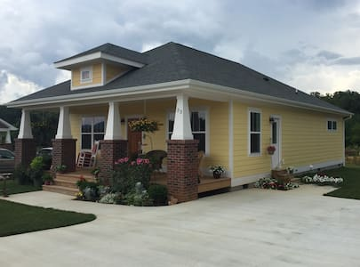 Brand New Arts & Crafts Home - Arden - House