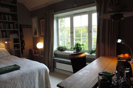Lovely and quiet room in charming Ullevål - Apartment