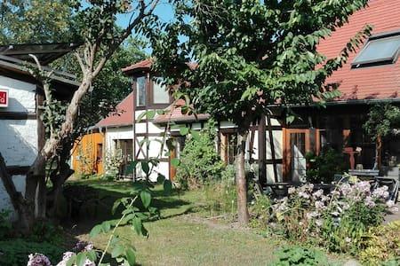 Tw2 Sommerhof Spreewald Twinroom 2 - Casa
