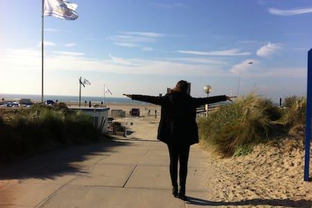 NEW! Familyhouse near Beach, Dunes & Amsterdam - IJmuiden