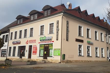 """Penzion """"Zlatý Hrozen"""" Česká Lípa - Česká Lípa - Lägenhet"""