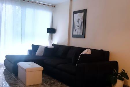 Habitación cerca de Plaza España y Fira - Appartamento