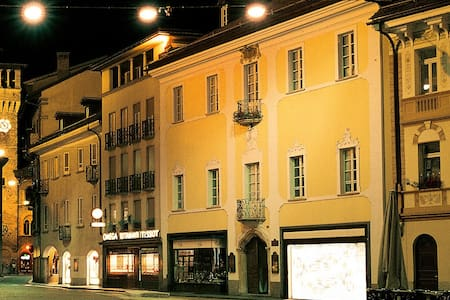 Bellinzona pedestrian zone - Apartment