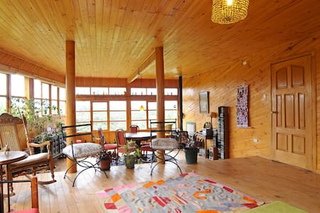 Casa Pindal, charm forest and hummingbirds, Chiloe - Puqueldón - Bed & Breakfast