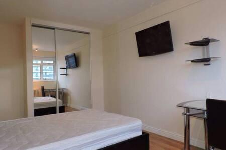 Modern Kingsize Bedroom in Pimlico
