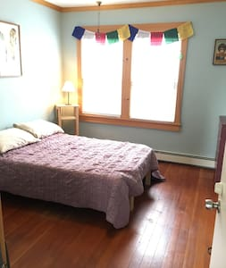 Private Room, easy access BOS & PVD - Mansfield - Apartament