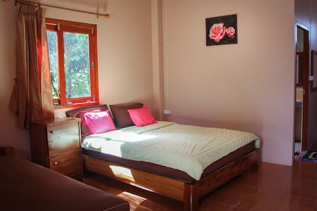 Room with Fan - 2 people - Bungalow