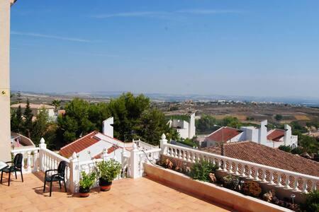 Villa with Privat pool outside San Miguel - San Miguel de Salinas - Villa