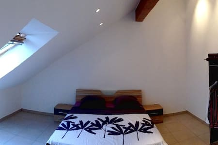 Hughe &new Bedroom 10 min from Lux. - Villa