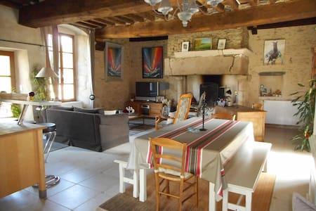 Belle maison du XVème siècle entre Vitré et Rennes - Haus