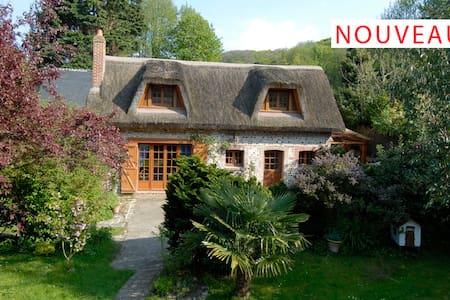La Villa Flore, Lovely cottage near Etretat & Sea - Villa