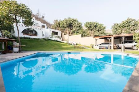 Residencia estilo Mediterraneo - La Planicie - House