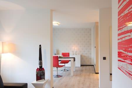 Stilvolles 55m² Apartment - mit exkl. Hotelservice - Apartament