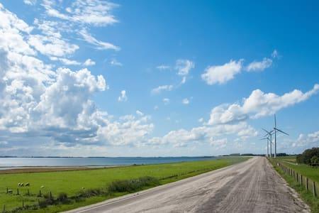 Vakantie aan het Grevelingenmeer - Nieuwe-Tonge - Rumah