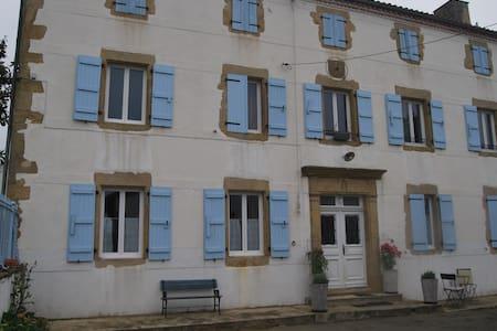 chambres d'hôtes LA PRADE - Miramont-Sensacq
