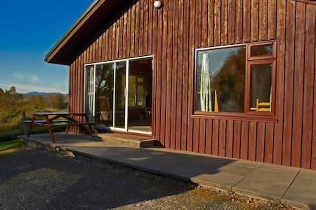 Drumnadrochit Lodges Classic Lodge 2 Exclusive Use - Drumnadrochit - Casa de campo