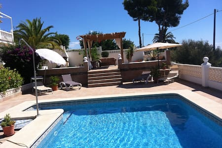 La Frisona-Apartment in Mediterranean StyleVilla - Apartmen