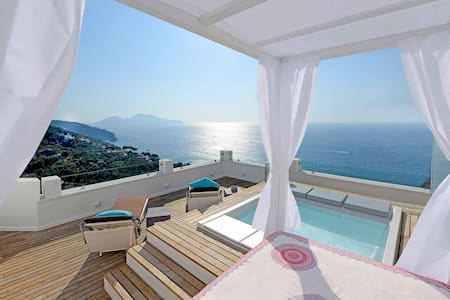 Casa Victoria luxury house with private jacuzzi - Hus