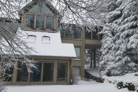 Secluded B&B, Ski/Bike In&Out - Snowshoe - Bed & Breakfast