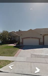 Very nice, quiet, clean private room - West Jordan - Casa