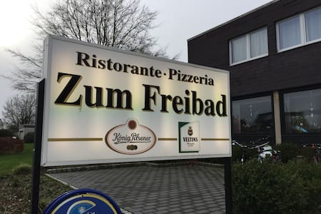 Zum Freibad Sythen Gästehaus - Haltern am See - Appartement