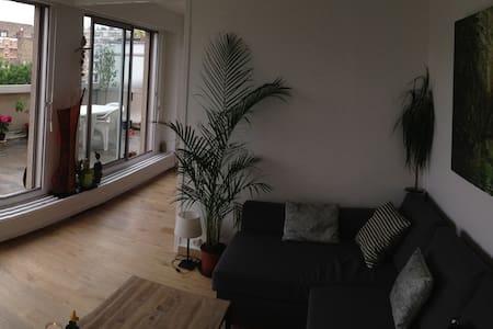 Luminous and cozy apartment with spacious terrace - Paris-10E-Arrondissement
