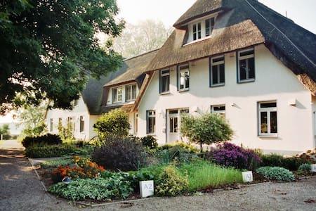 komfortable Ferienwohnung Usedomer Haffküste - Stolpe auf Usedom - Apartamento