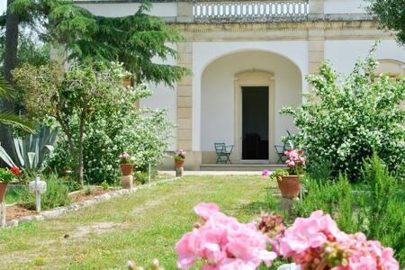 """AUTUNNO in """"Villa Coluccia"""" Matrimoniale Cocol - Bed & Breakfast"""