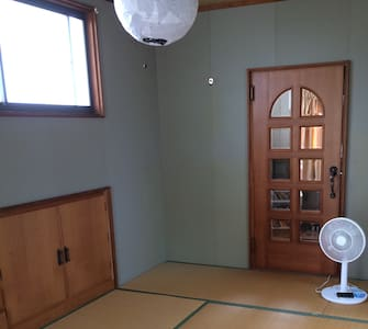 Une chambre à 15 minutes d'Aoshima - House