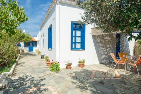 Vacation House in Kythera - Pitsinades - Huis