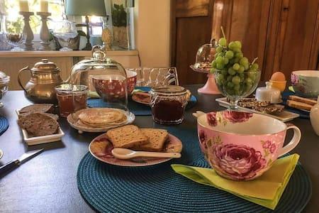 Chambre d'hôtes Lò Tilhol - Grazac - Domek gościnny