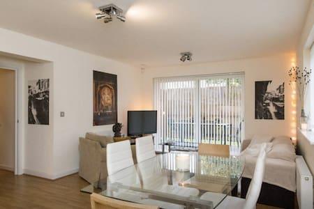 Bright Cozy Double Room - Apartment
