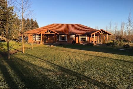 Casa de campo, tranquilidad natural - Dom